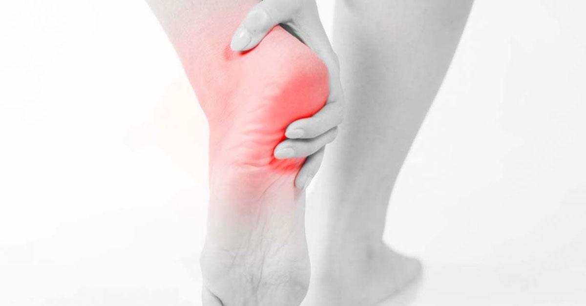 điều trị đau gót chân tphcm