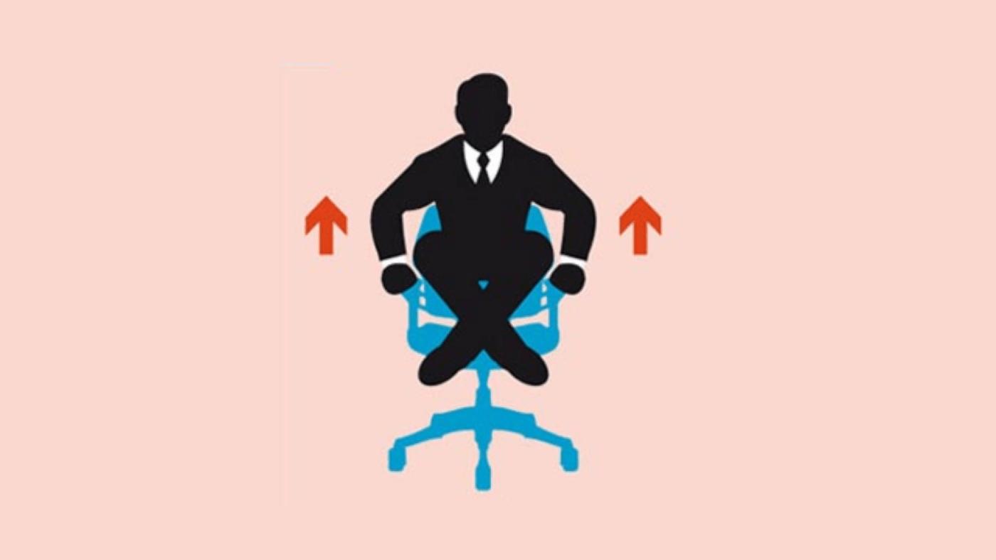 Bài tập sử dụng ghế ngồi để giảm cơn đau cơ xương khớp