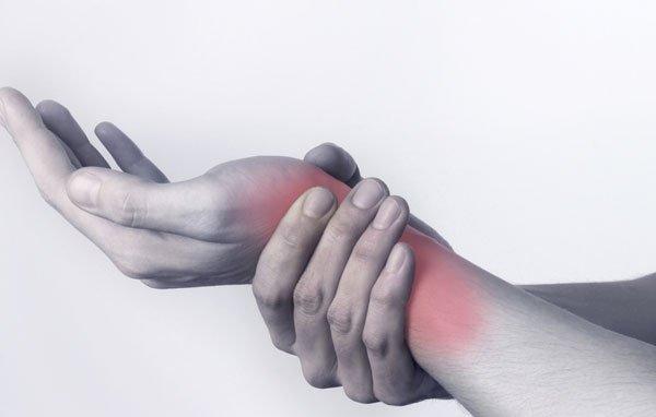 Khớp cổ tay, viêm gân dạng ngón cái ở cổ tay