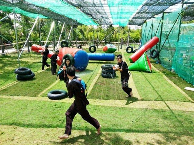 Khu du lịch BCR, địa điểm chơi lễ 30 tháng 4 với những trò chơi năng động