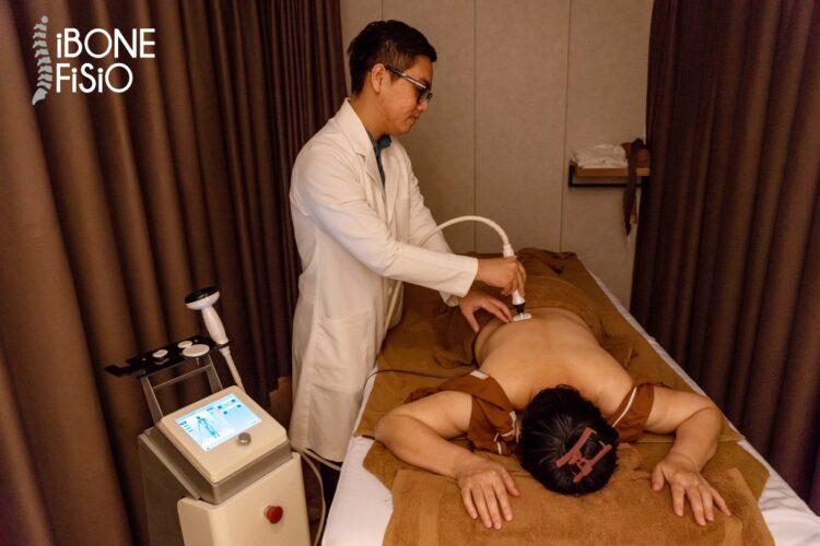 công nghệ Tecar Therapy