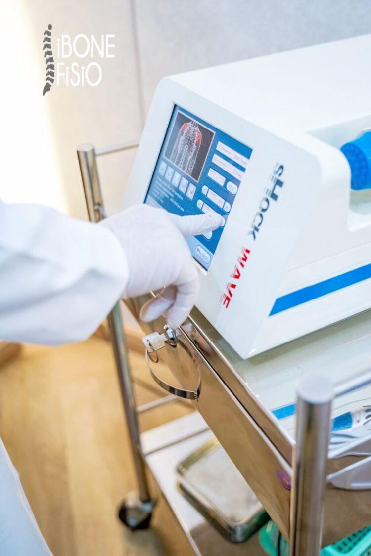 công nghệ shockwave trị liệu